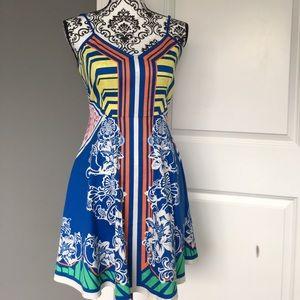 Fun Cotton Dress from Akira sz S
